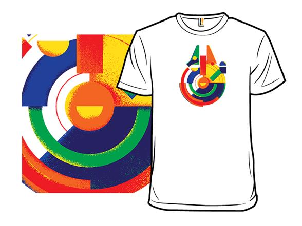 Geometry Falcon T Shirt
