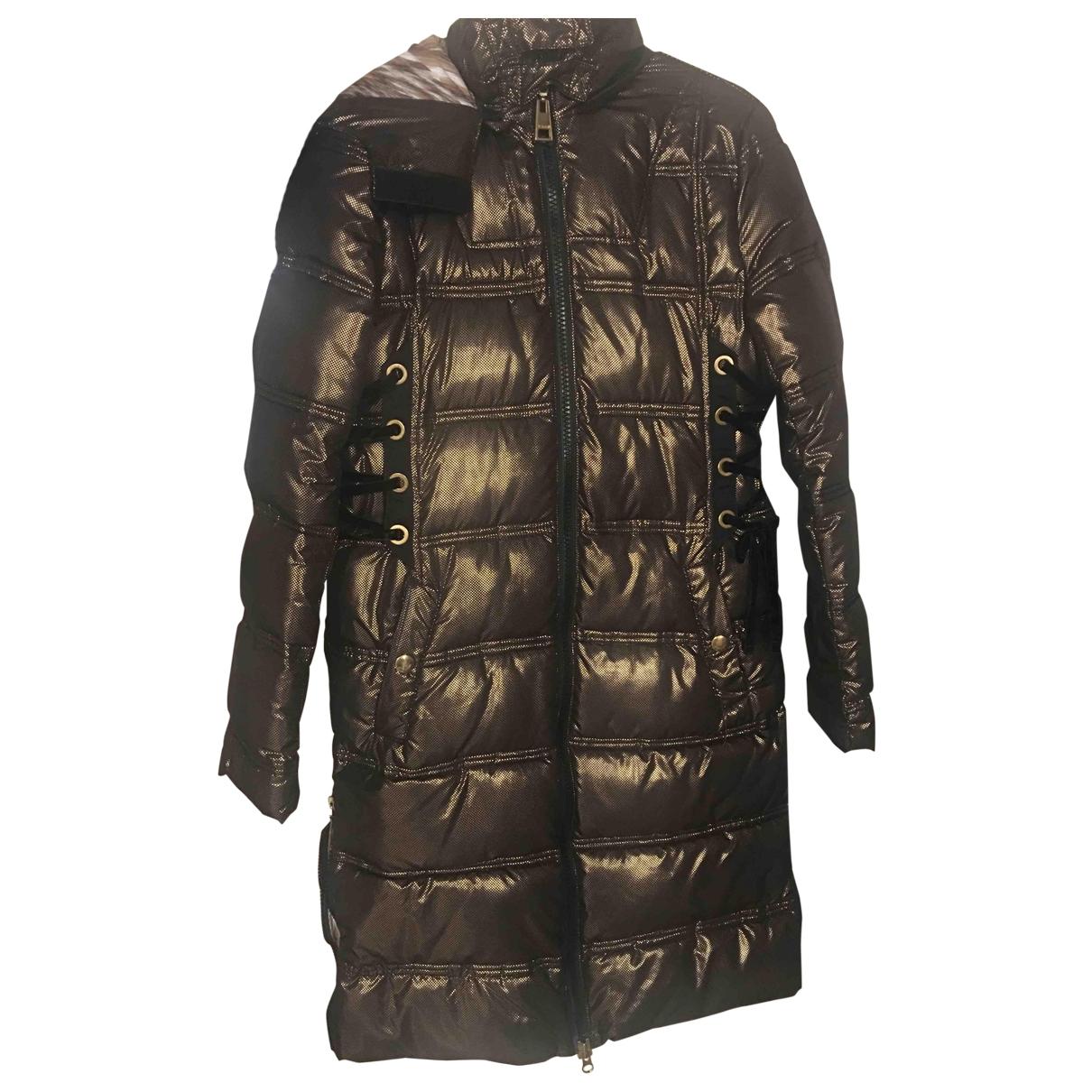 Roberto Cavalli \N Metallic coat for Women 40 IT
