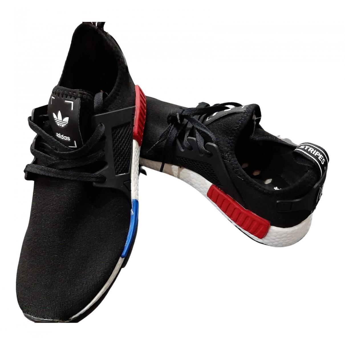 Adidas - Baskets PureBOOST pour homme en toile - multicolore