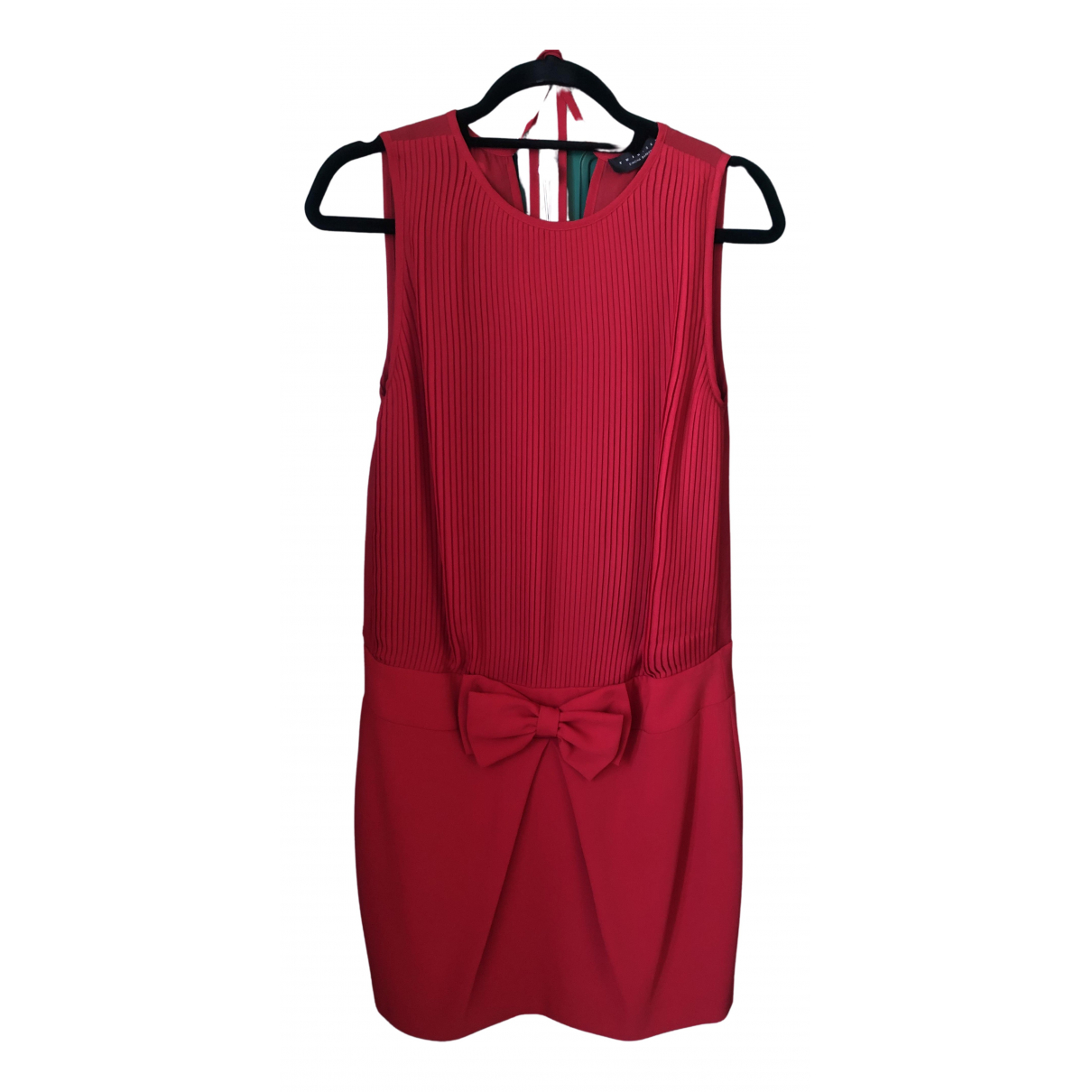 Twin Set \N Kleid in  Rot Polyester
