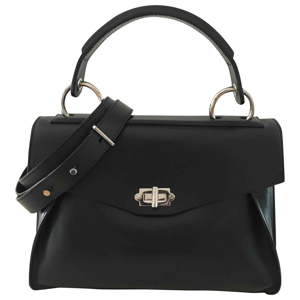 Proenza Schouler Hava Black Leather handbag for Women \N