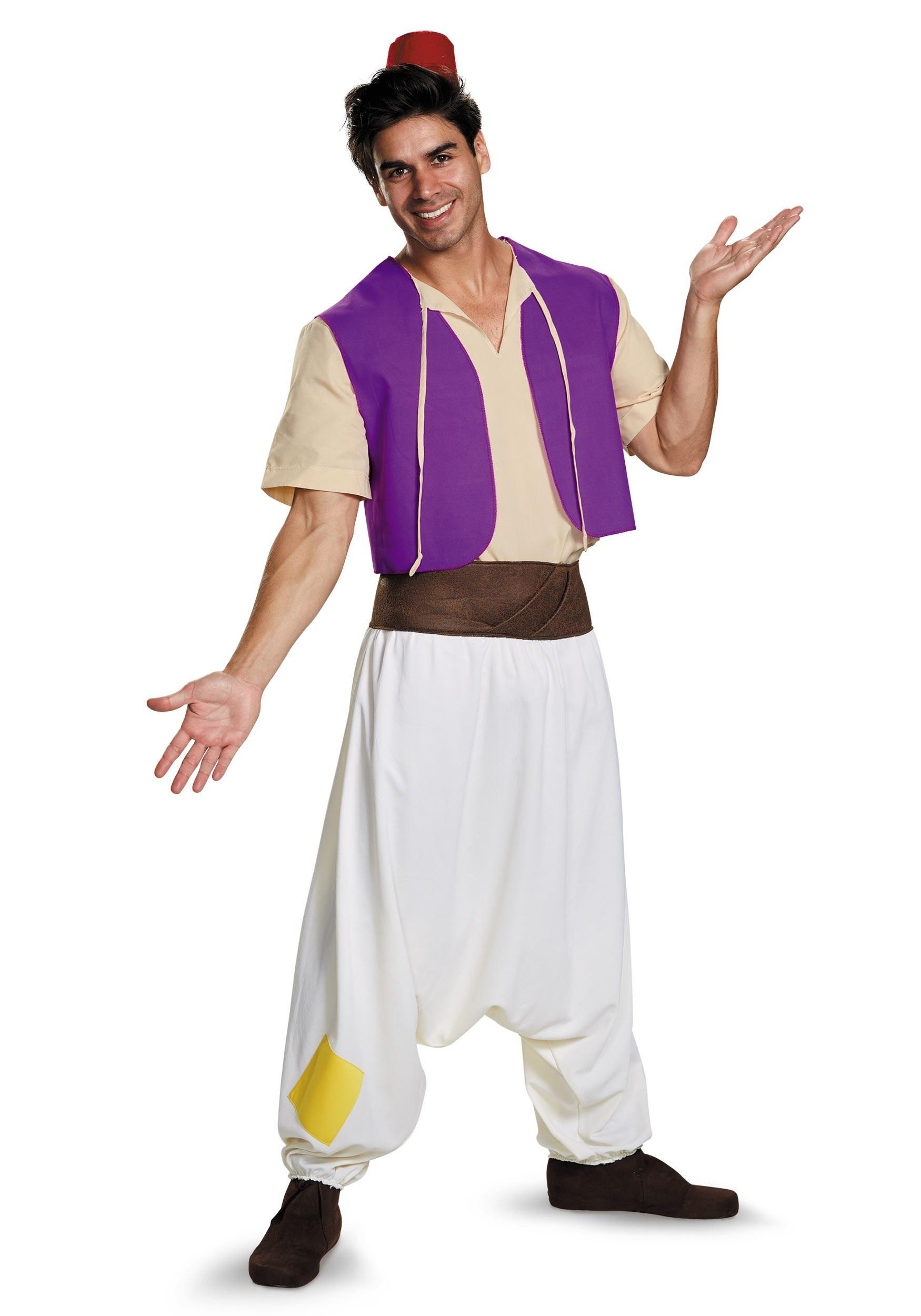 Aladdin Costume for Men