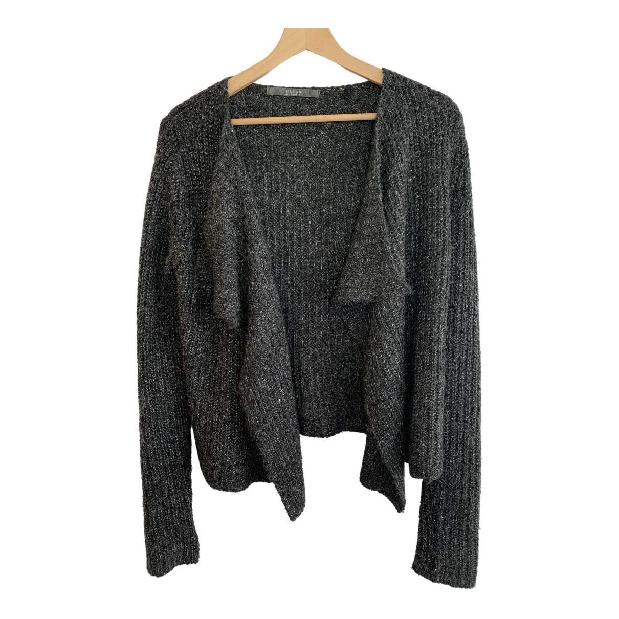 Guess - Pull   pour femme - anthracite