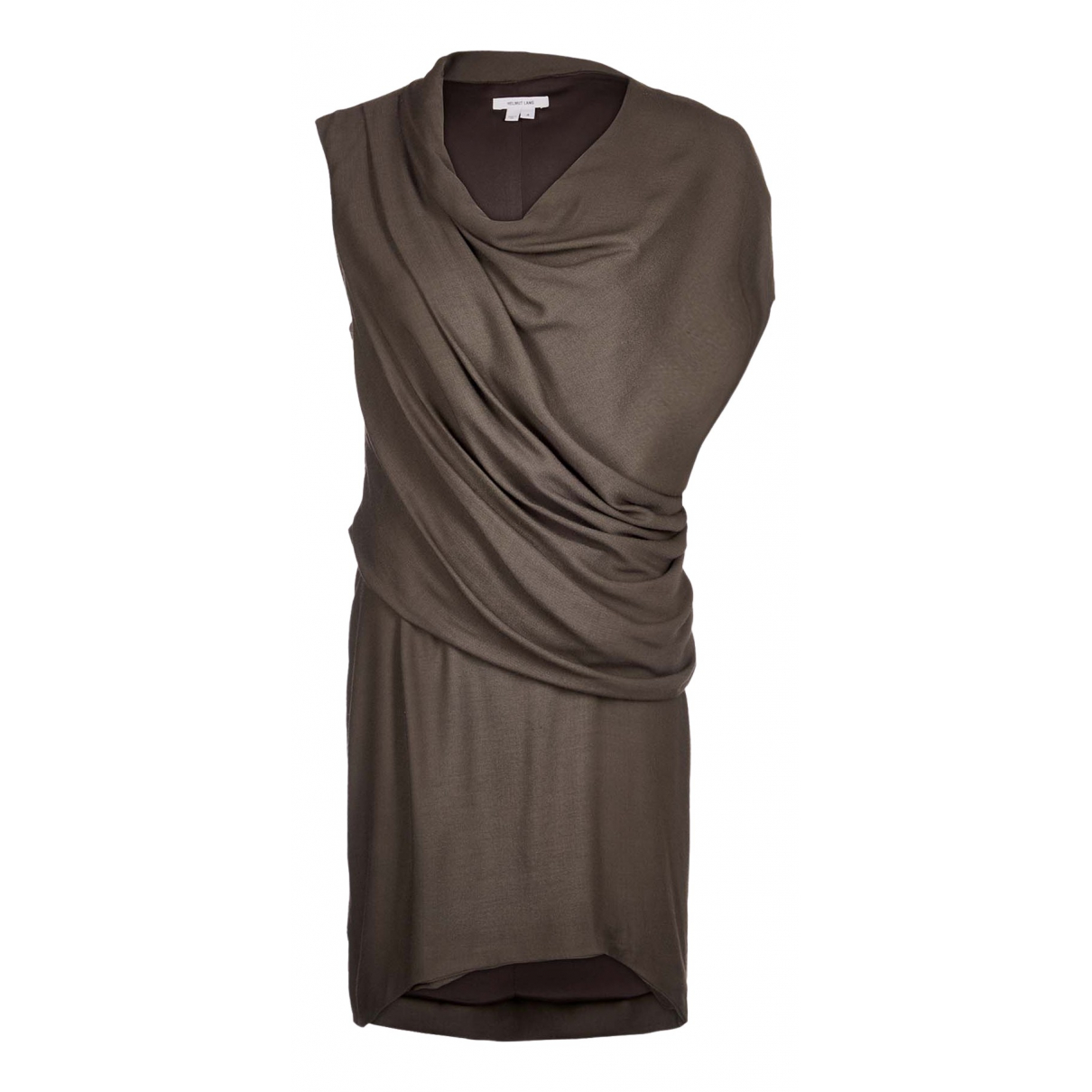 Helmut Lang - Robe   pour femme - gris