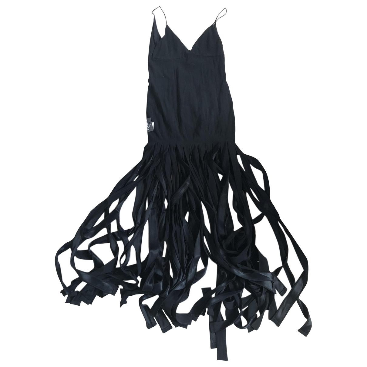 Kate Moss For  tophop \N Black dress for Women 8 UK