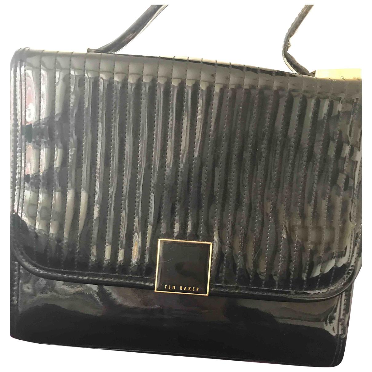 Ted Baker \N Black Leather handbag for Women \N