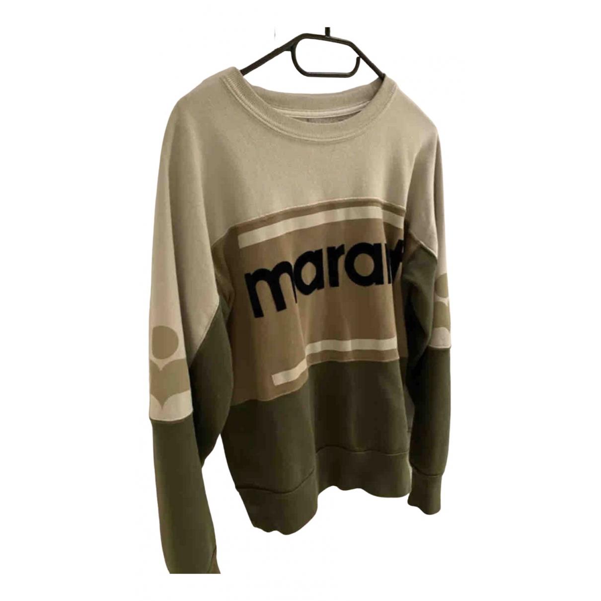 Isabel Marant Etoile \N Pullover in  Gruen Kaschmir