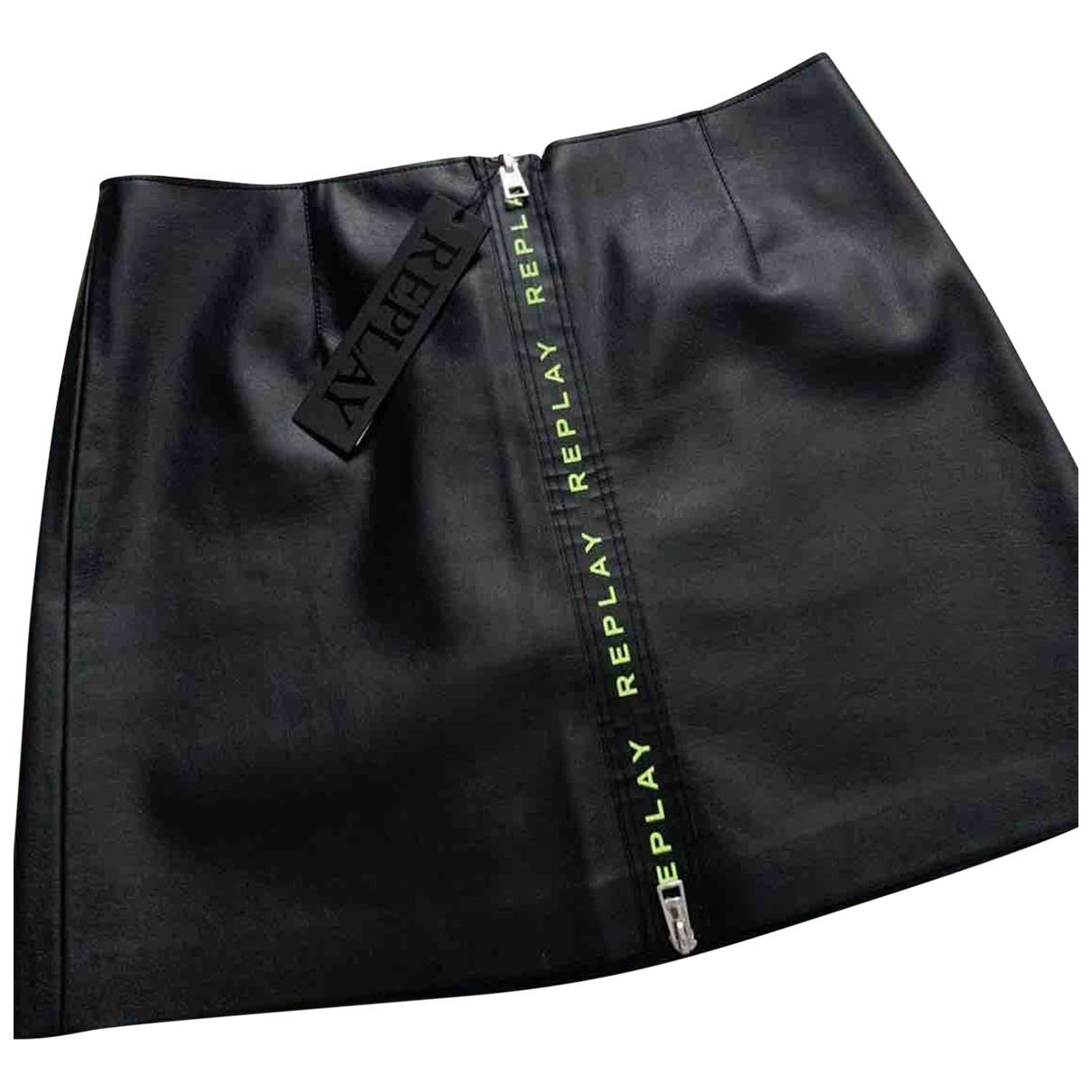 Mini falda Replay