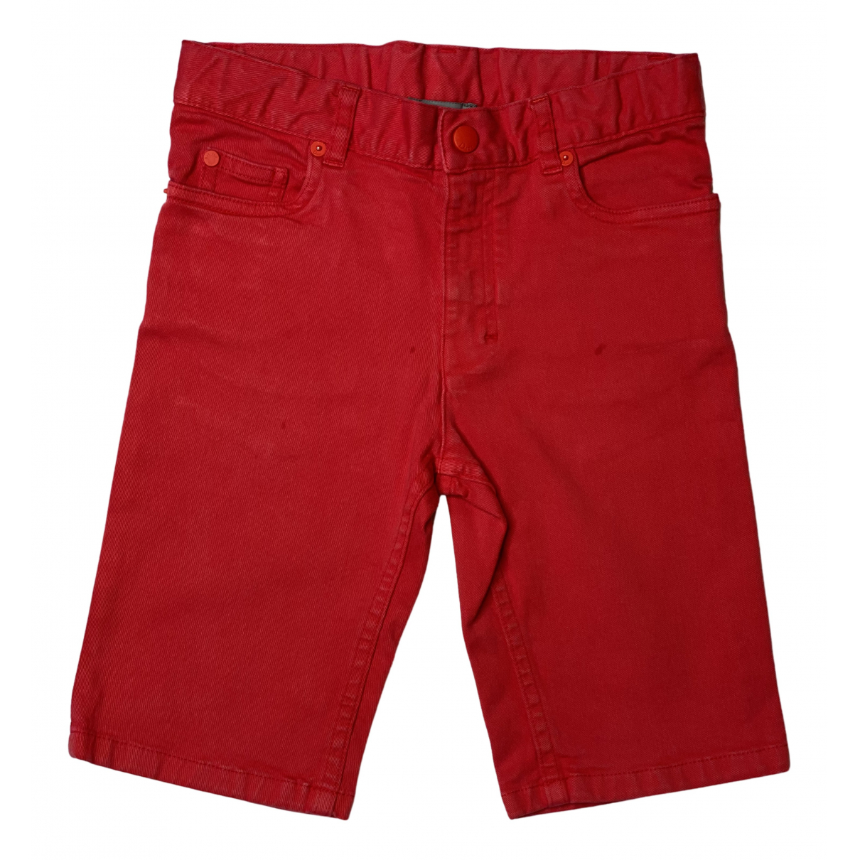 Dior \N Shorts in  Rot Denim - Jeans