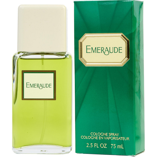 Emeraude - Coty Eau de Cologne Spray 75 ML