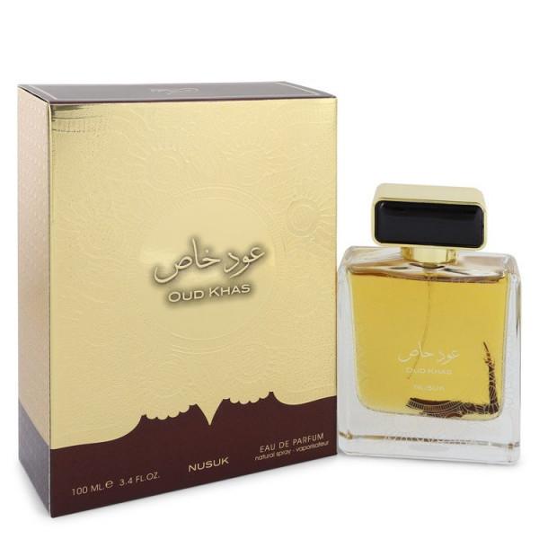 Nusuk - Oud Khas : Eau de Parfum Spray 3.4 Oz / 100 ml