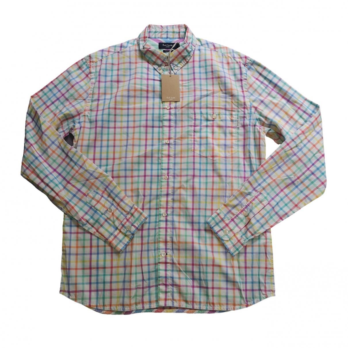 Paul Smith \N Hemden in  Weiss Baumwolle