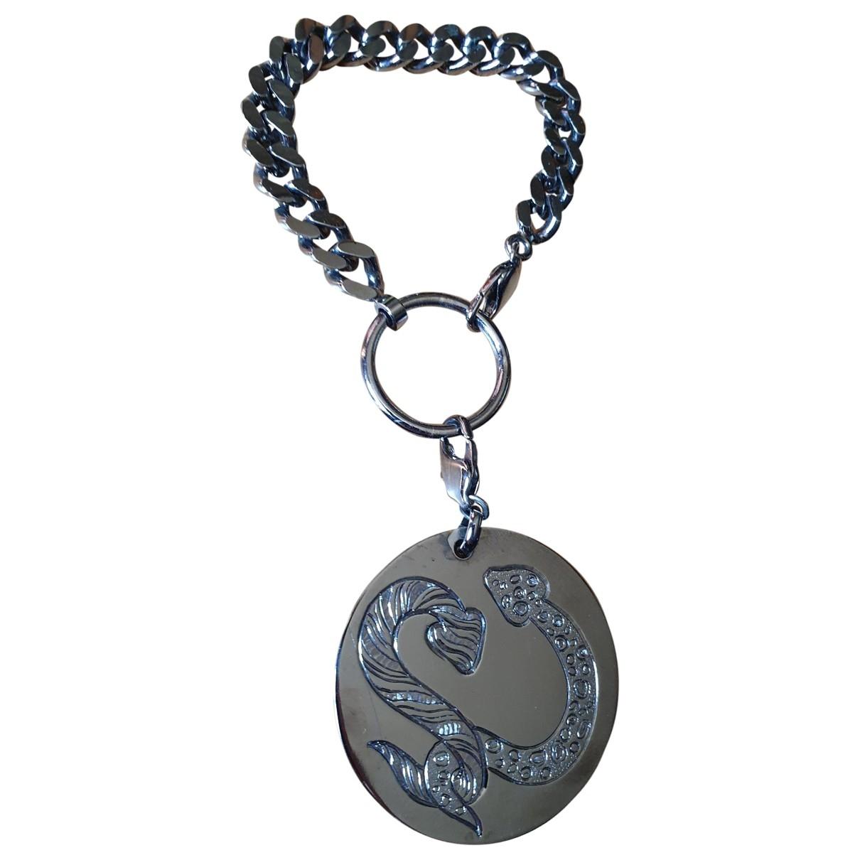 Yves Saint Laurent - Bracelet   pour femme en acier - argente