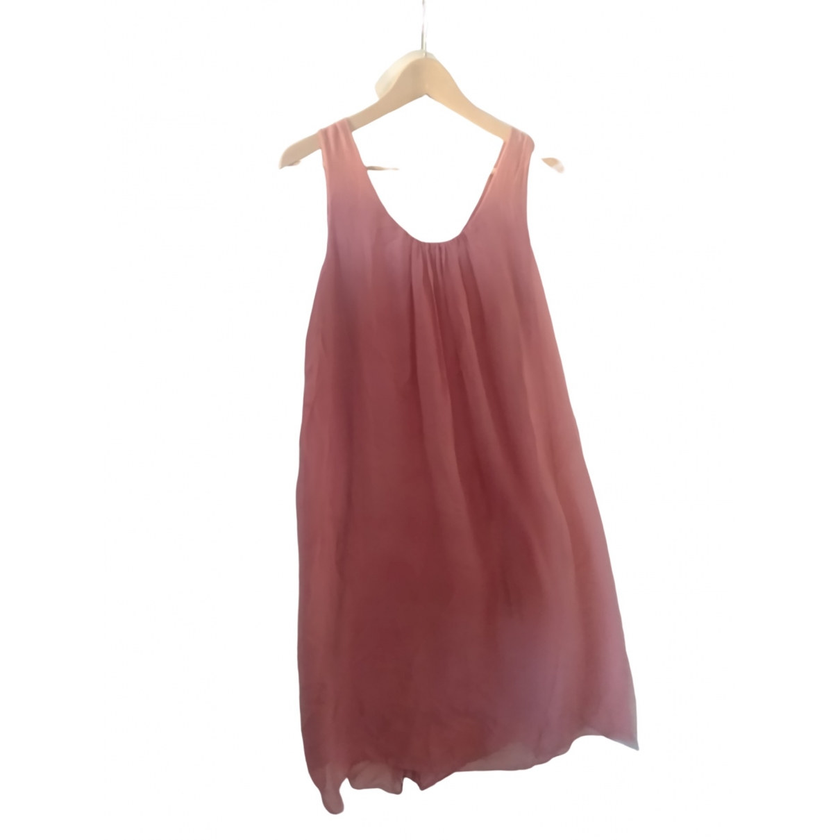Non Signé / Unsigned \N Silk dress for Women One Size FR