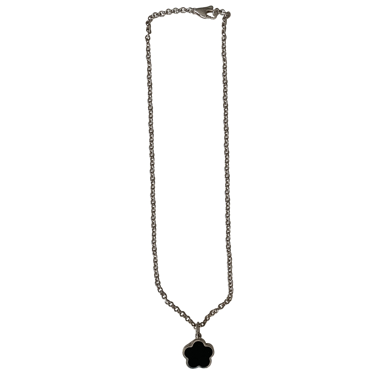 Christofle \N Silver necklace for Women \N