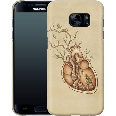 Samsung Galaxy S7 Smartphone Huelle - Tree Of Life von Enkel Dika