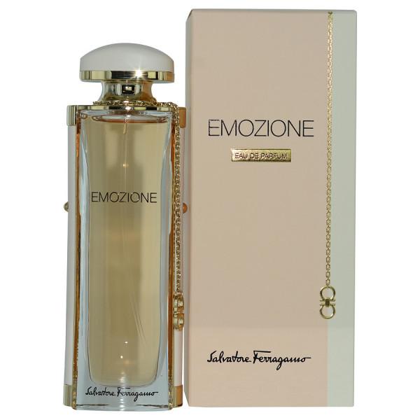 Salvatore Ferragamo - Emozione : Eau de Parfum Spray 1.7 Oz / 50 ml