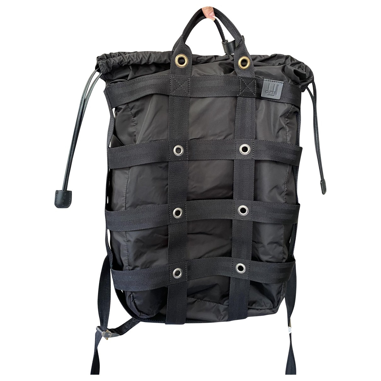 Alfred Dunhill N Black bag for Men N