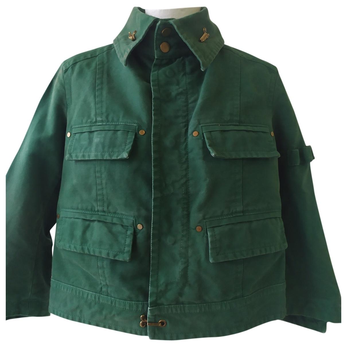 Dsquared2 - Veste   pour femme en coton - vert