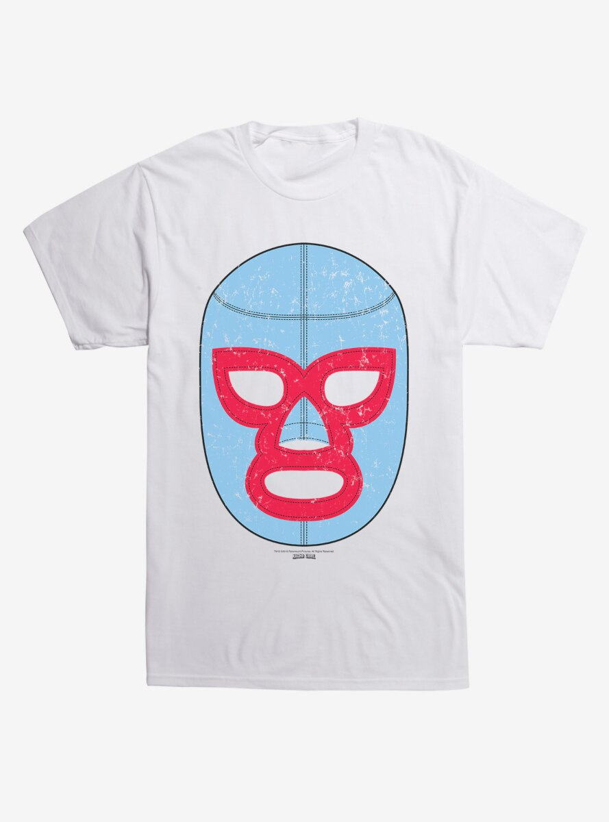 Nacho Libre Mask T-Shirt