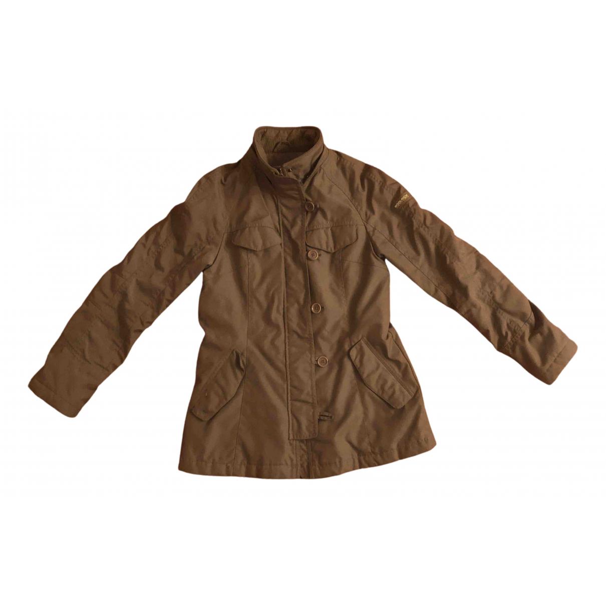 Woolrich N Khaki coat for Women M International