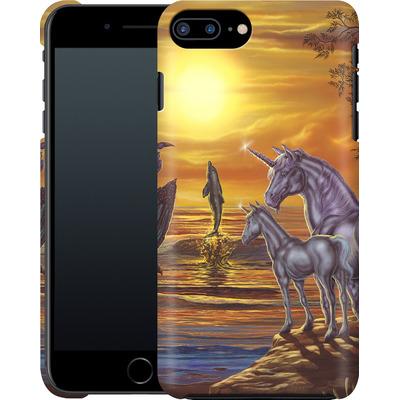Apple iPhone 7 Plus Smartphone Huelle - Ed Beard Jr - Mystical Occurance von TATE and CO