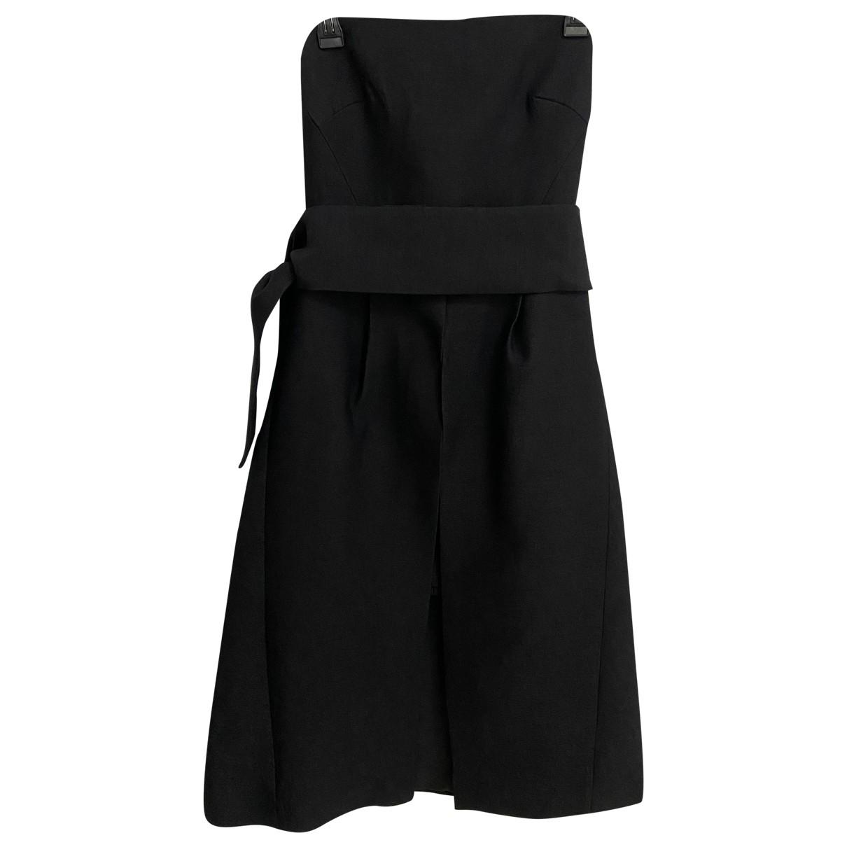 C/meo \N Black dress for Women S International