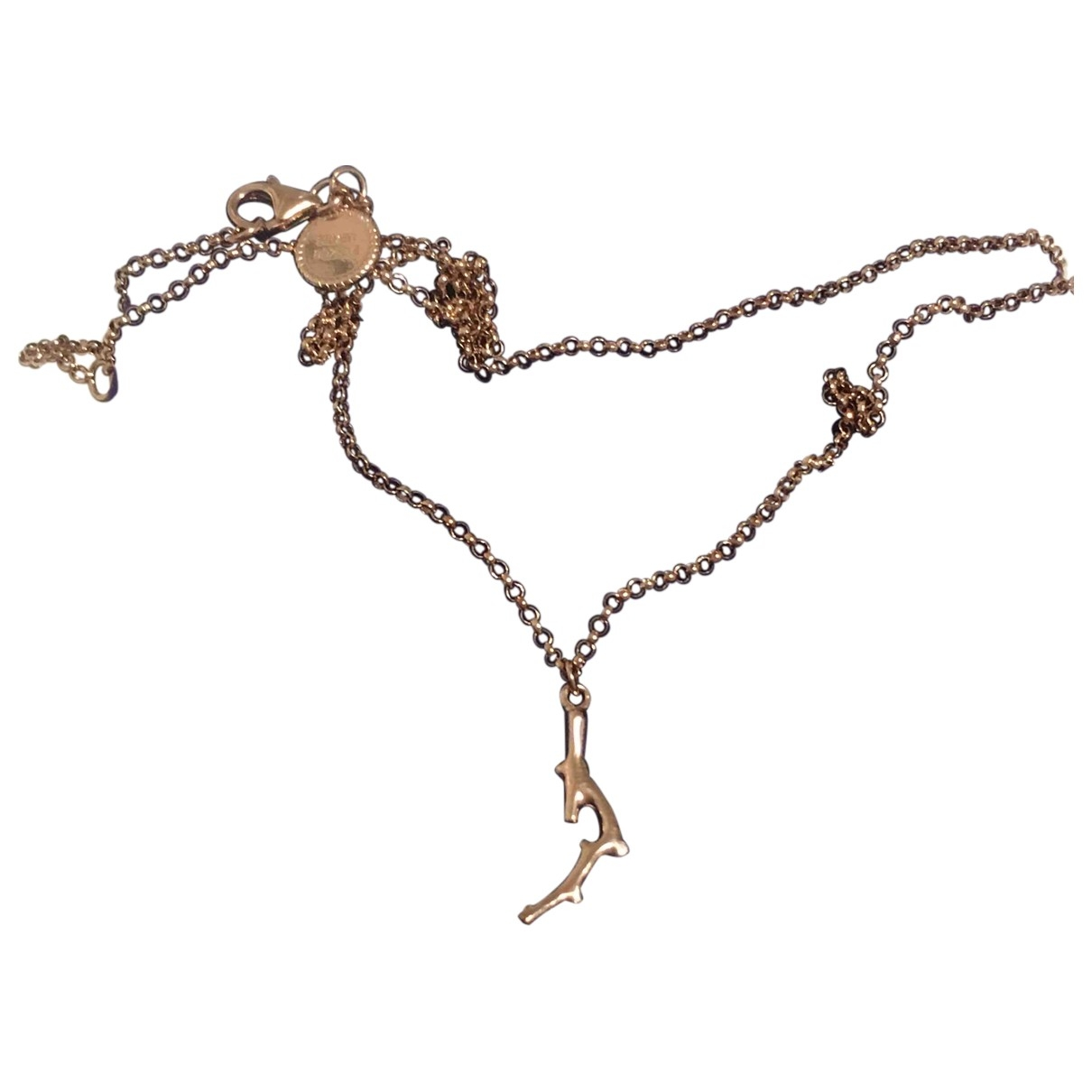 Aristocrazy \N Kette in  Rosa Silber