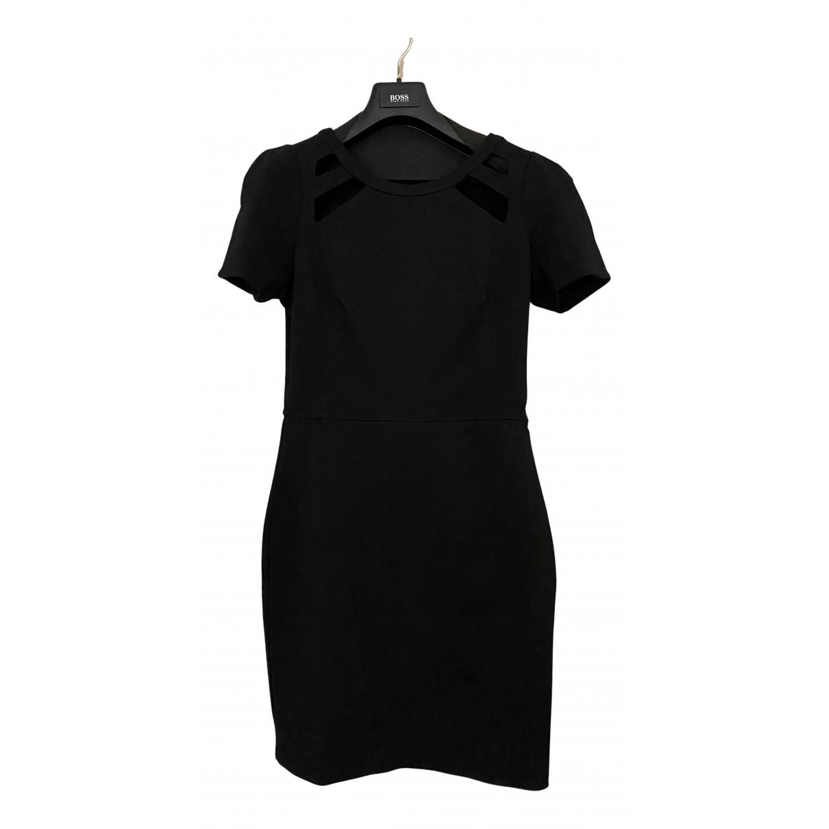 Halston Heritage \N Black dress for Women 8 US
