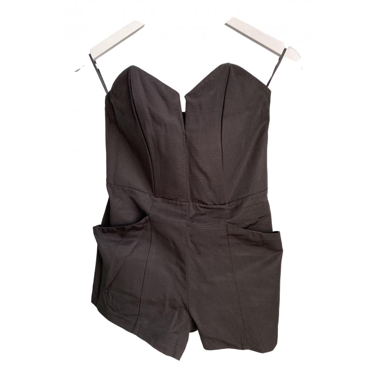 Hm Conscious Exclusive - Combinaison   pour femme en coton - noir