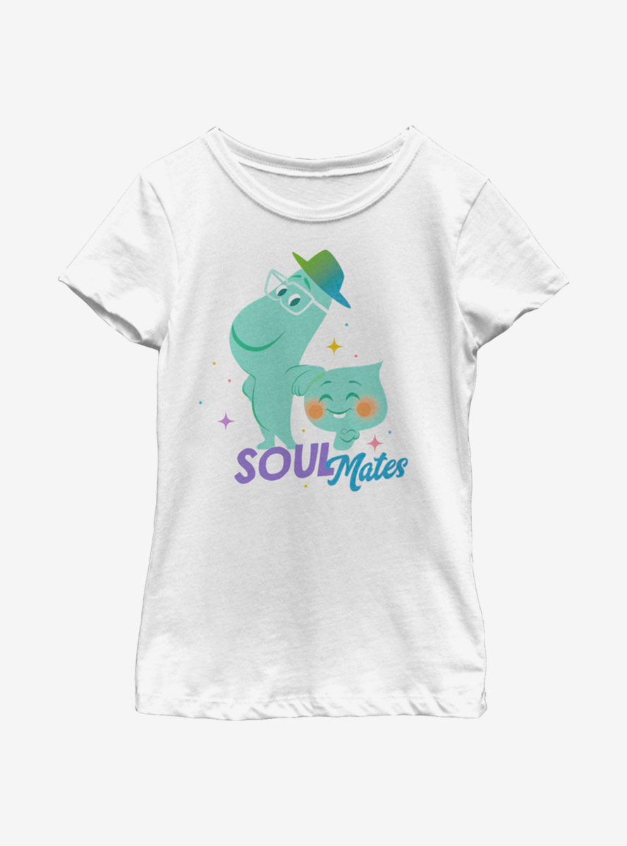 Disney Pixar Soulmates Youth Girls T-Shirt