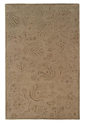 RUG-SLSG4846 4 x 6 Rectangle Area Rug in