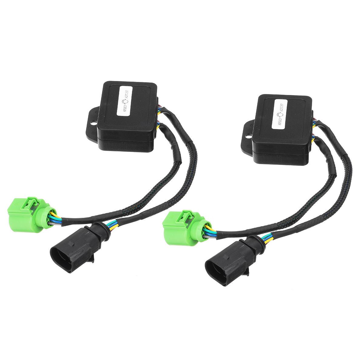 2Pcs Car Turn Signal Indicator Light LED Tail Light Line Resistance Controller for Audi A4 S4 B8