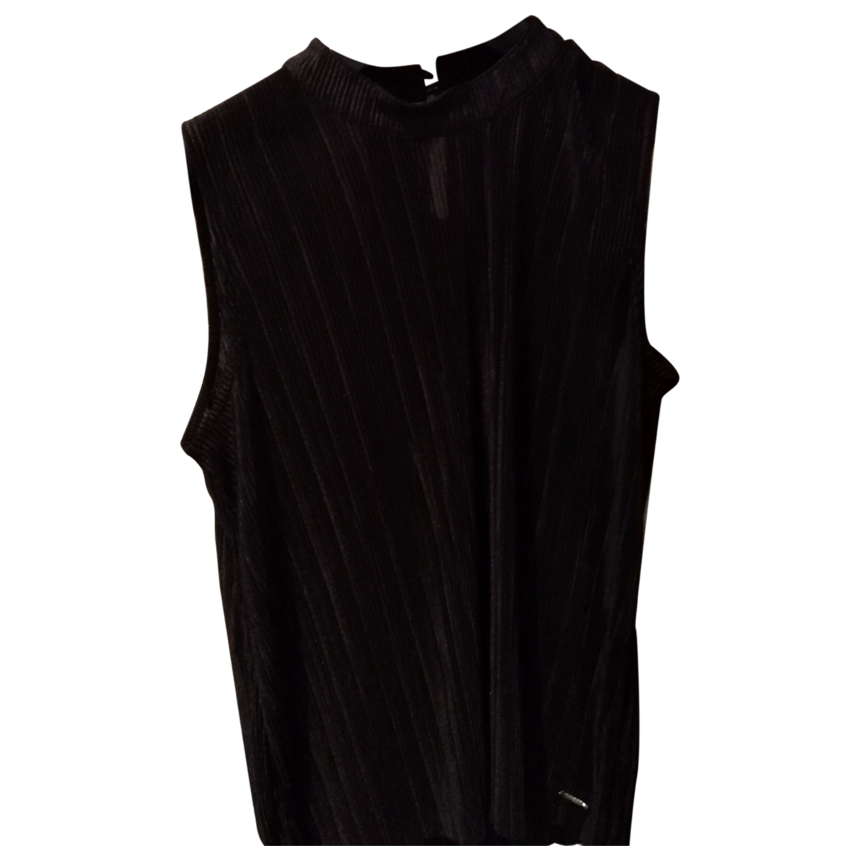 Guess \N Black  top for Women 44 IT