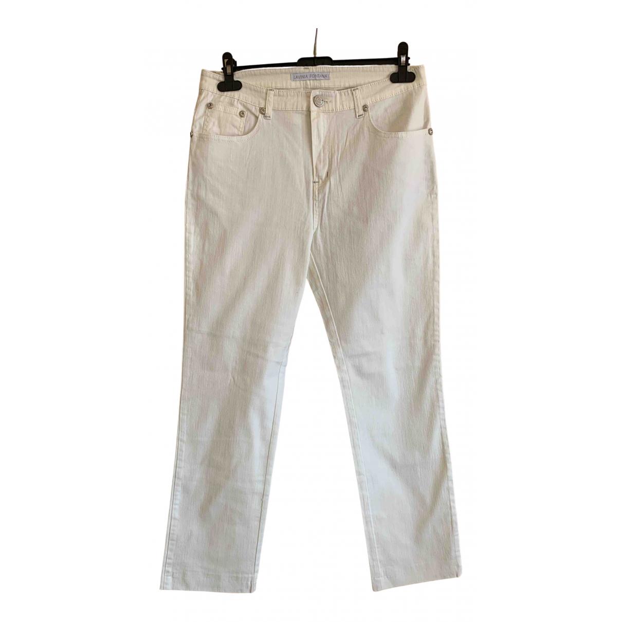 Pantalon recto Fontana