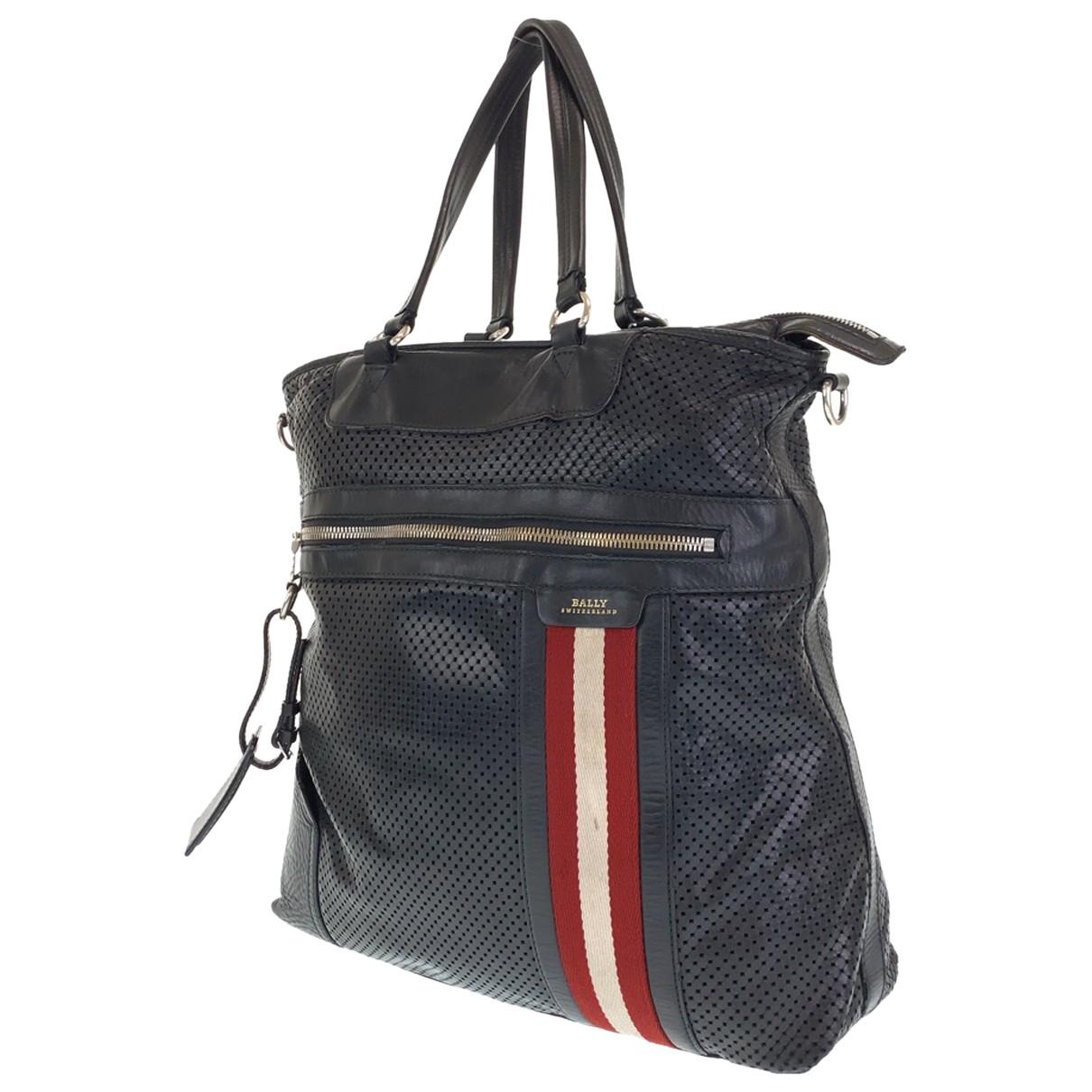 Bally \N Taschen in Leder