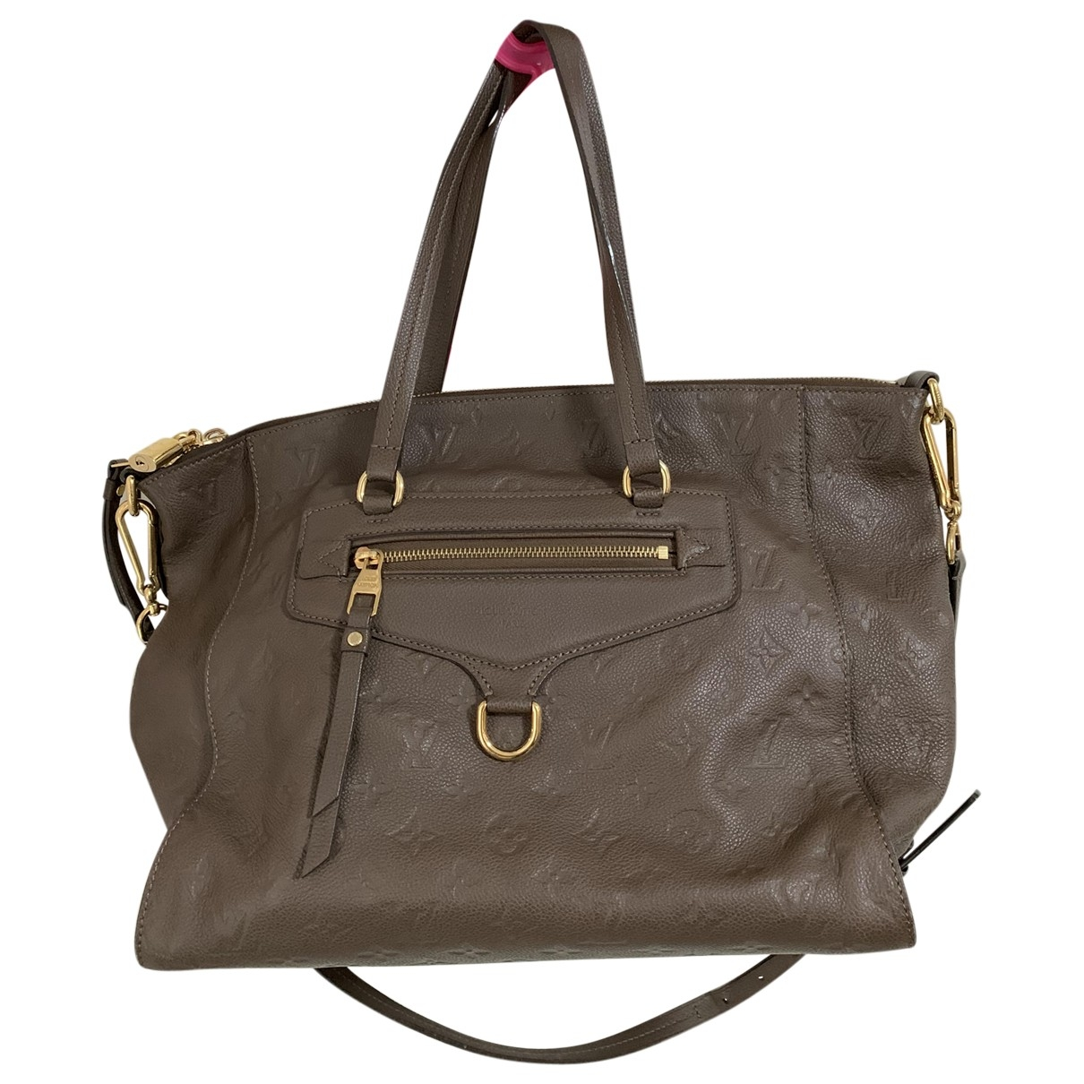 Louis Vuitton Lumineuse Brown Leather handbag for Women \N