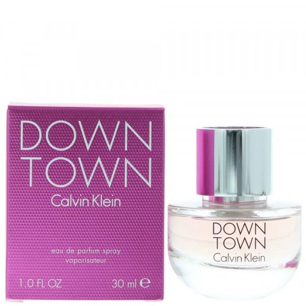Calvin Klein - Downtown : Eau de Parfum Spray 1 Oz / 30 ml