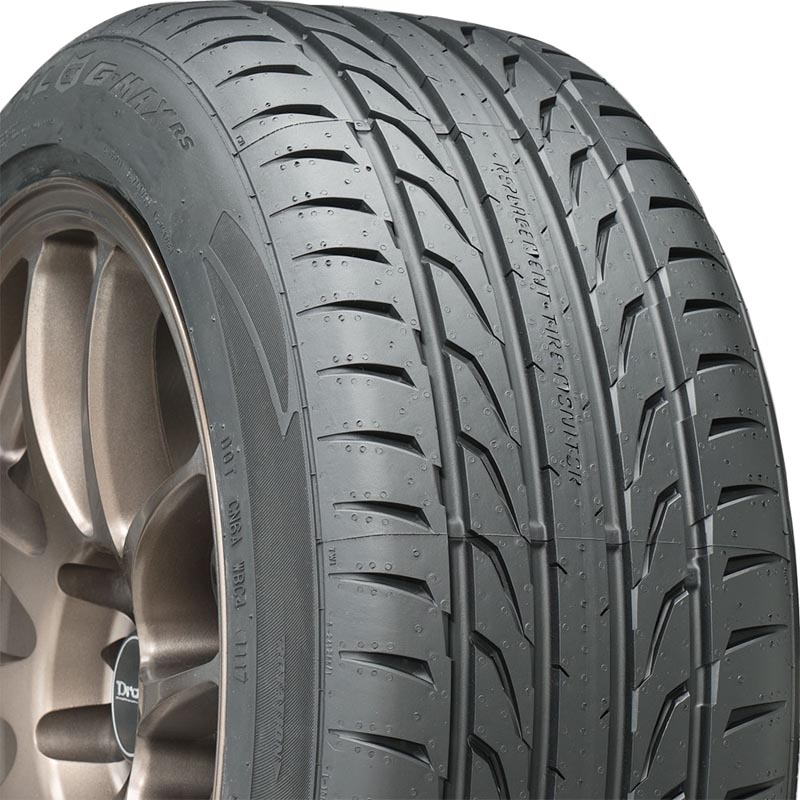 General Tires 15492880000 GMAX RS Tire 275/35 R18 95Y SL BSW