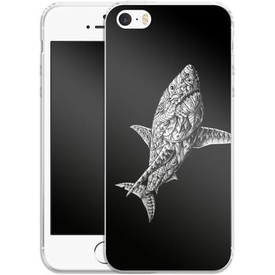 Apple iPhone 5 Silikon Handyhuelle - Great White von BIOWORKZ