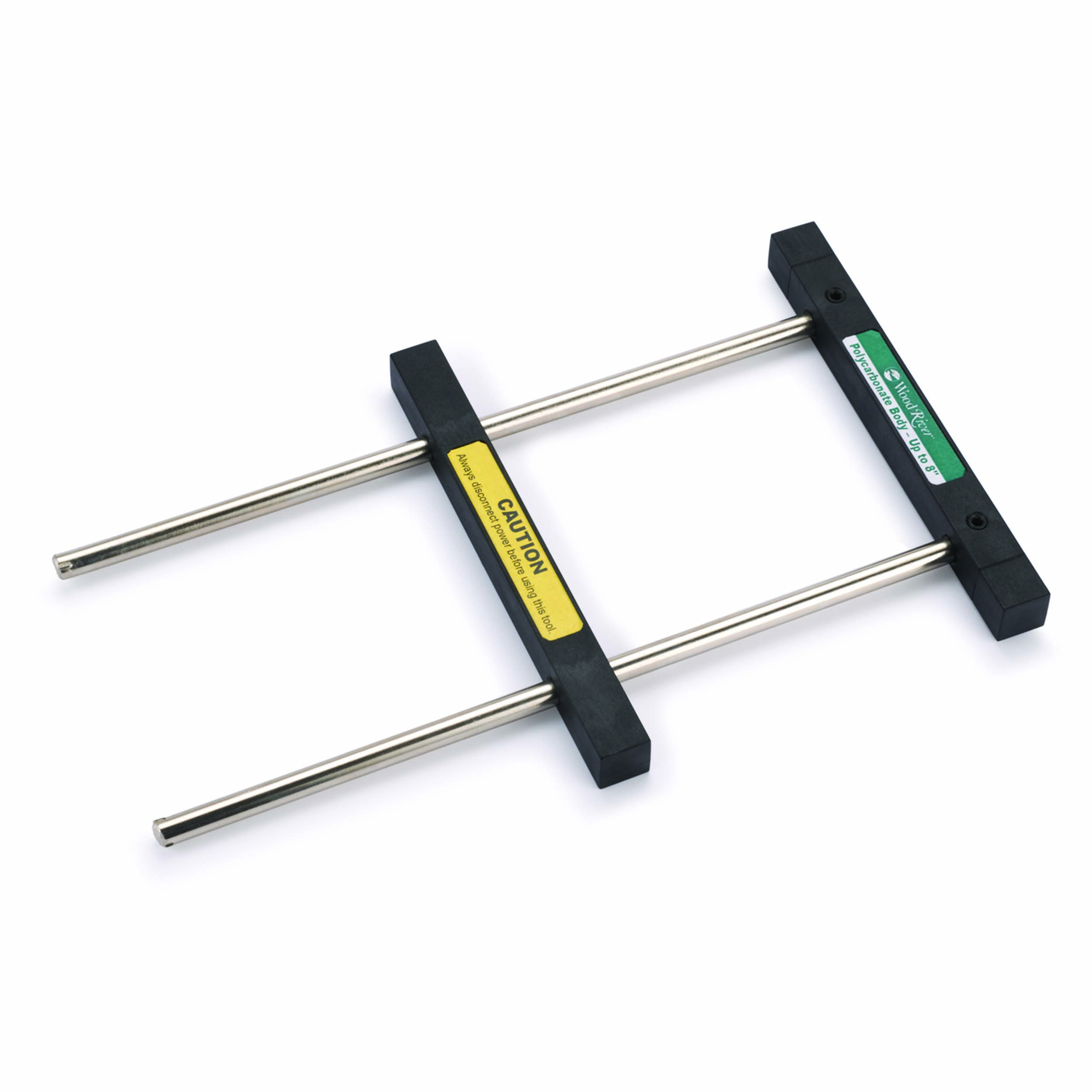 Polycarbonate Body 8-Inch Jointer Knife Setting Jig