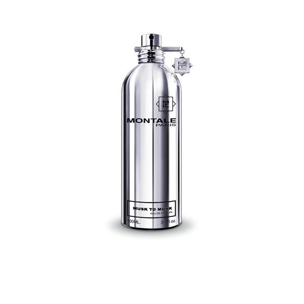 Musk To Musk - Montale Eau de parfum 100 ML