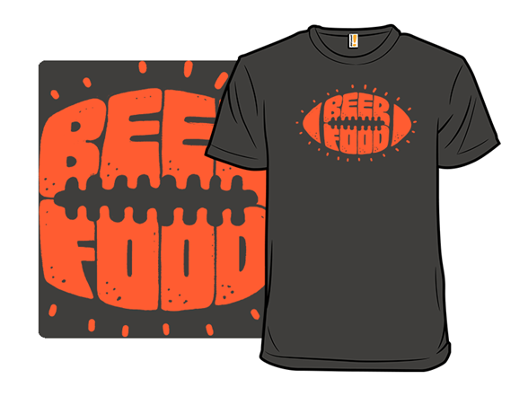 Football Diet T Shirt