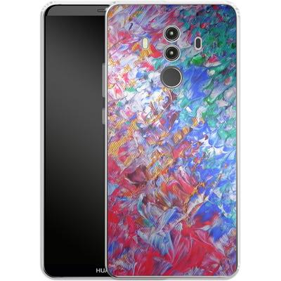 Huawei Mate 10 Pro Silikon Handyhuelle - Macro 6 von Gela Behrmann