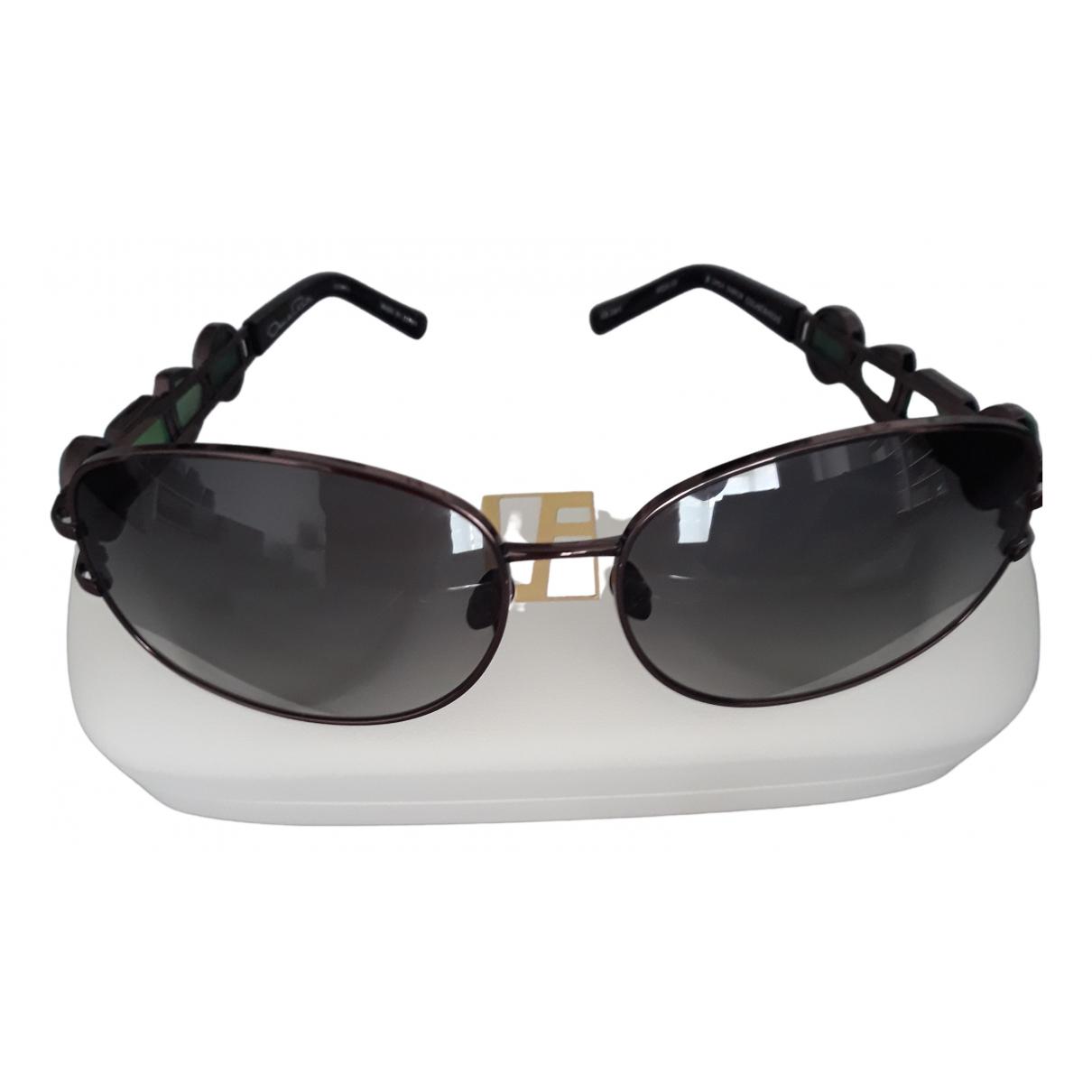 Oscar De La Renta \N Sonnenbrillen Andere