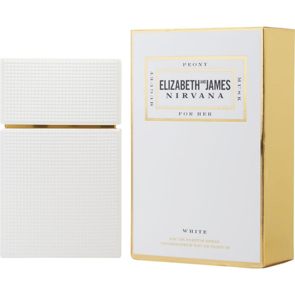 Elizabeth and James - Nirvana White : Eau de Parfum Spray 1.7 Oz / 50 ml