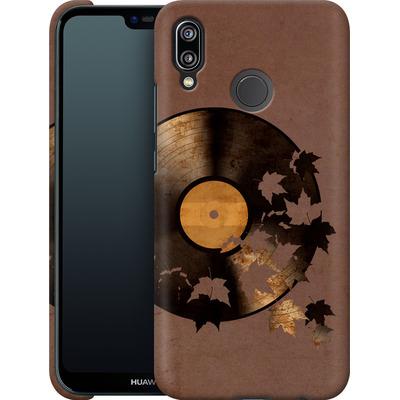 Huawei P20 Lite Smartphone Huelle - Autumn Song von Terry Fan