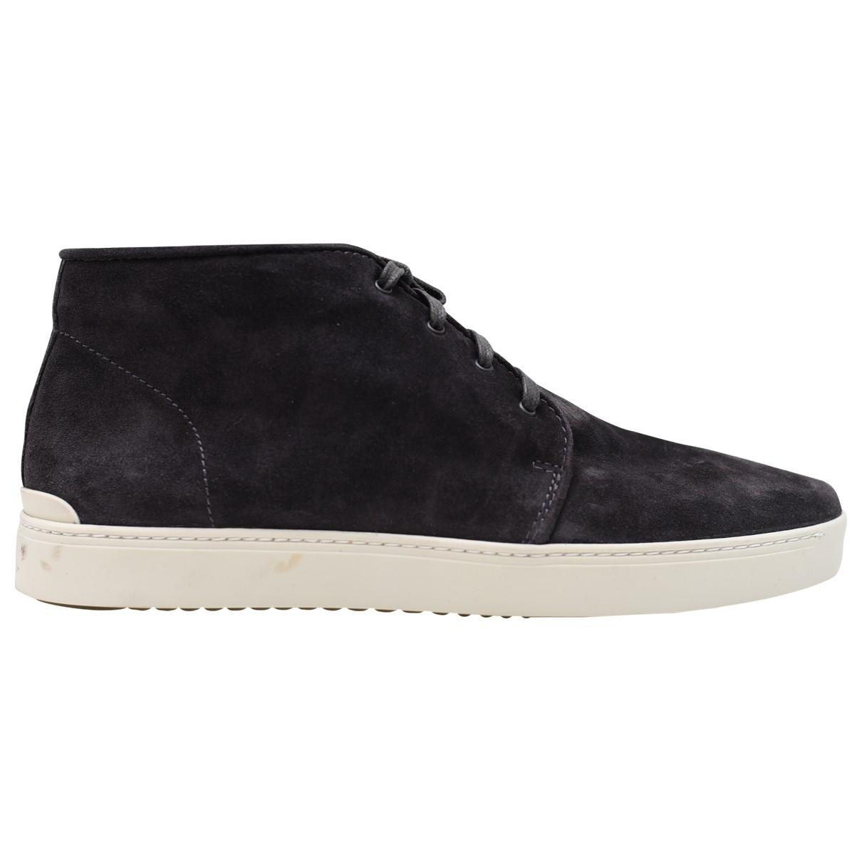 Rag & Bone \N Sneakers in  Grau Veloursleder