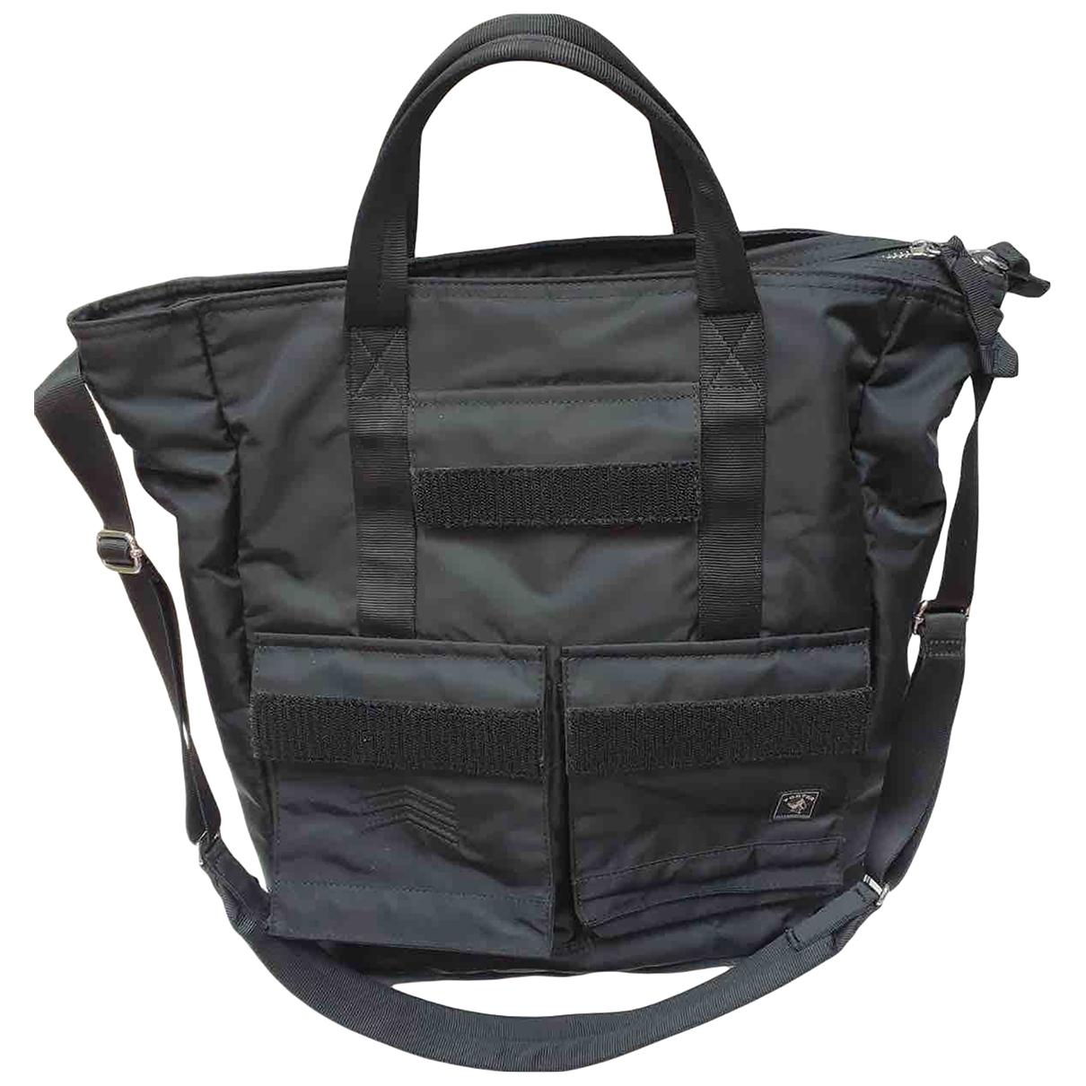 Porter By Yoshida Kaban \N Black bag for Men \N