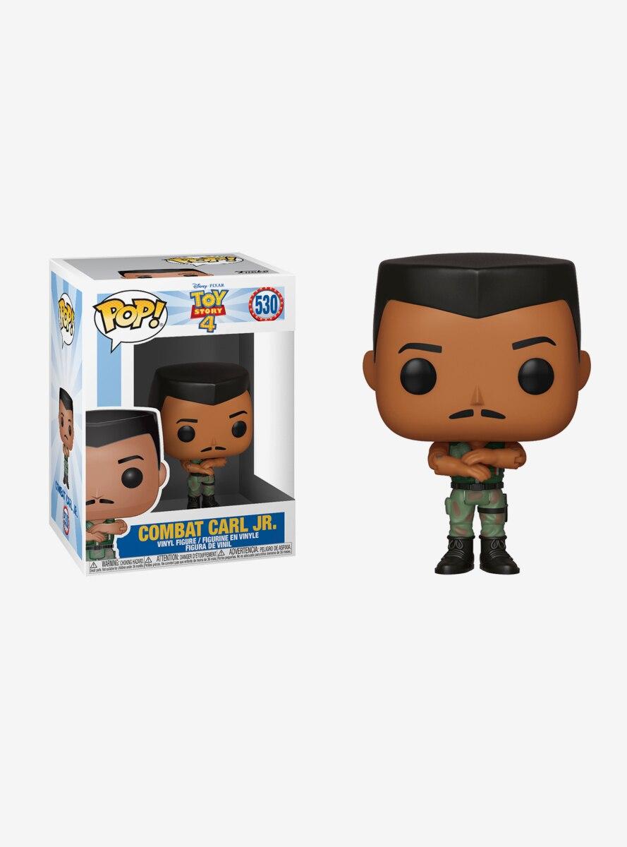 Funko Pop! Disney Pixar Toy Story 4 Combat Carl Jr. Vinyl Figure